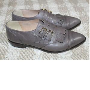 J Crew KILTIE Monk Strap Menswear Inspired Loafers